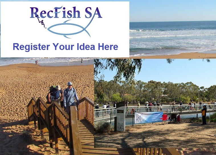 Fund your idea – SA Recreational Fishing Grants round 2